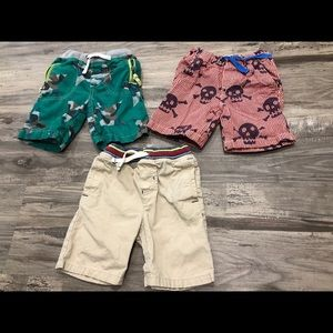 Boden Toddler Boy Shorts
